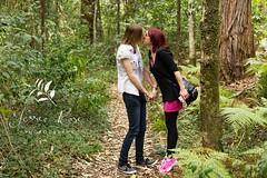 Spring engagement session (Jessie Rose Photography) Tags: portrait nature engagement nationlpark spring kiss couple sydney australia jessierosephotography jessierosecomau