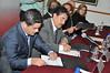 Firma de Convenio Presupuesto Participativo de Educación