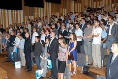 Acte de Graduació 2009 - 2010 EPSEVG