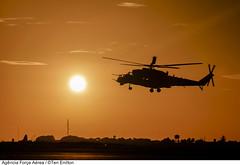 AH-2 Sabre da Força Aérea Brasileira (Força Aérea Brasileira - Página Oficial) Tags: sunset sun silueta helicoptero silhueta bant natalrn forcaaereabrasileira brazilianairforce mi35 asasrotativas ah2sabre fotoeniltonkirchhof cruzex2013