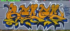 Reces (The_Real_Sneak) Tags: streetart graffiti graf ottawa urbanart gatineau spraypaint 819 hull graff dbs 343 613 skc reces 2013 nationalcapitalregion dbscrew keepsixcom skccrew