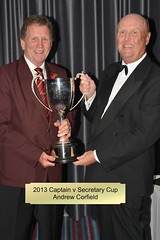 071 - Andrew Corfield Captain v Secretary Trophy (Neville Wootton Photography) Tags: golf winners stmelliongolfclub mensgolfsection 2013golfseason andrewcorfield presentationnights captainvsecretarytrophy