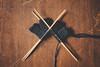 knucks (Lisa | goodknits) Tags: winter knitting handmade crafts x yarn gloves knitty fingerlessgloves knucks goodknits