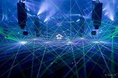 Qlimax 2013 (Aurélien BERNARD) Tags: show black max for code twins arnhem laser alpha q lasershow lazer hire coone enforcer gunz gelredome hardstyle 2013 qlimax acti qdance zatox wildstylez