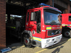 East Sussex Fire and Rescue Service (Danny's Emergency) Tags: uk west truck fire sussex engine police surrey ambulance east lifeboat emergency horsham 999 crawley reigate