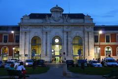 Valladolid - Campo Grande (El Sirio) Tags: espaa tren grande valladolid campo estacin norte renfe adif