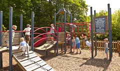 The Cricketers - Kids' Playground