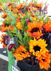 Fresh Flowers (Vegan Feast Catering) Tags: farmers market oceanside