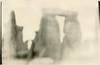 (universal76) Tags: 35mm paper print pinhole stonehenge handheld lith slavich hc110a