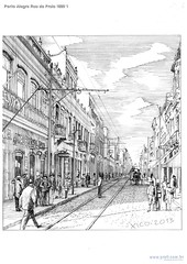 Porto Alegre Rua da Praia 1920 1