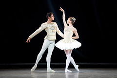 <em>Jewels</em> dance highlight: The 'Diamonds' <em>pas de deux</em>