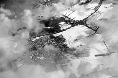 Dans les airs (BOULANDET Nicolas) Tags: hiver champs du ciel nuages cultures vue