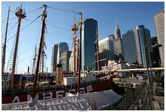 South Street Seaport (vazyvite) Tags: street new york city ny newyork brooklyn manhattan south seaport