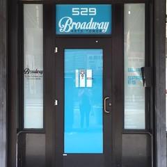 2014-01-08 Broadway Entrance
