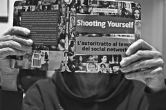 Studiando (AnnaPaola54) Tags: bw me bn io bologna gennaio 2014