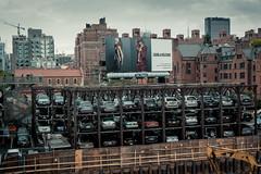 High Line Automobile Fashion (grapfapan) Tags: newyorkcity usa architecture chelsea manhattan highline automobil