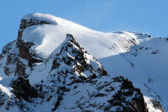 Gipfelstürmer (mikiitaly) Tags: schnee winter italy berg spuren südtirol altoadige felsen wipptal gipfel greatphotographers bergsteiger pfitschtal tourengeher