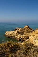 Portugal - Lagos (Sandra & Dean K.) Tags: ocean summer vacation holiday luz beach portugal canon eos lisbon lagos 7d algarve albufeira