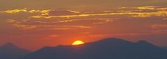Ultime Occhiate (G.Sartori.510) Tags: sunset sun clouds tramonto nuvole sole pentaxk5