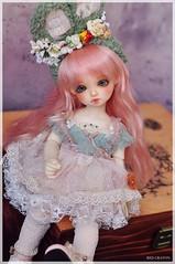 115 (Red Mina) Tags: beige doll jasmine bjd rosen rl lied tue