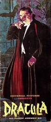 Dracula (KlaatuCarpenter) Tags: dracula jamesbama auroramodelkits