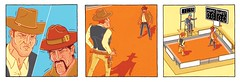 TRI/P 112 (www.jasperrietman.com) Tags: comics cowboy comic cartoon western duel cartoons {vision}:{outdoor}=0576 {vision}:{text}=07