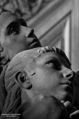 Staglieno (marzio.lanzoni@libero.it) Tags: travel italy sculpture monument cemetery architecture blackwhite italia monumento liguria bn genoa genova viaggio architettura cimitero scultura staglieno bianonero