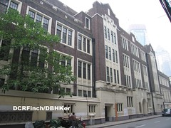 Cathedral School - Shanghai - 1929 (DBHKer) Tags: china school building heritage architecture education shanghai colonial historic guide westernarchitecture treatyport foreignconcession