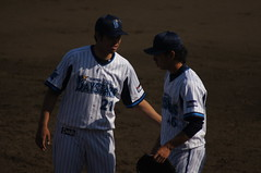 DSC05286 (shi.k) Tags: 横浜ベイスターズ 140601 イースタンリーグ 平塚球場