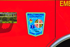 Baltimore County Fire Department Hazmat 114 (Triborough) Tags: md maryland firetruck fireengine hazmat spartan baltimorecounty rosenbauer bcfd brooklandville baltimorecountyfiredepartment hazmat114 spartanrosenbauer