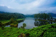patengan (tedy sw) Tags: trees mountain lake nature indonesia landscape sony kit waterscape nex