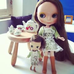 Tea For Two@Mori Mori