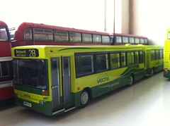 Soutern Vectis M73 CYJ Pointer Dart (LimeBus) Tags: bus scale buses model models first hampshire isleofwight dart exclusive diorama efe editions 176 southernvectis oogauge 20646 exclusivefirsteditions 176scale m73cyj theislandsbuses pointerdart efe20646