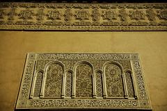 TUMBA SAADI (Eulaquio Sendero) Tags: architecture islam tomb morocco marrakech marruecos tangier tanger islamic saadi africatravel