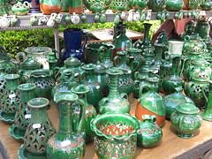 Ubeda en la Feria de Alfarería - (Micheo) Tags: spain colours colores granada pottery cerámica alfarería