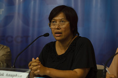 20140623-1 month later coup seminar-28 (Sora_Wong69) Tags: portrait thailand bangkok seminar lawyer abuse politic coupdetat detention ngos humanright martiallaw nhrc icj fcct
