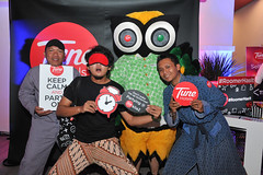 Tune Hotels Winners Take Over & Party