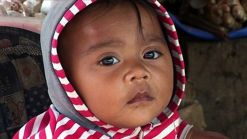 Indonesia - Flores - Young Child