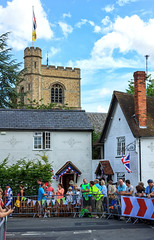 Great Waltham prepares for the Tour de France (Ken & Rose Farge 250k+ views. Thank you) Tags: cycling other tourdefrance essex greatwaltham sportsgames