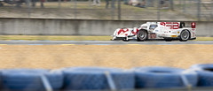 24 Hours of Le Mans 2015 - #12 Rebellion R-One (scuzzilla) Tags: france nikon sigma racing mans le 28 fx endurance motorsports 70200 lmp1 d600 wec