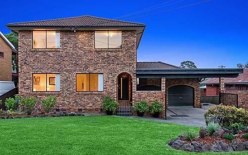 11 Mullane Avenue, Baulkham Hills NSW 2153