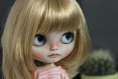 Little pouty girl. N/A