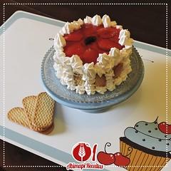 Torta General do Morango (Almanaque Culinrio) Tags: receita food recipe comida culinria gastronomia