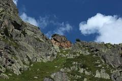 Val d'Arpette (bulbocode909) Tags: valais suisse valdarpette montagnes nature paysages nuages vert bleu roche