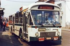 641 6 (brossel 8260) Tags: belgique bus stil liege