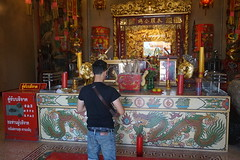 Chao Pu-Ya Shrine, Udon Thani, Thailand (Insights Unspoken) Tags: chaopuya temple shrine udon thani udonthani worship altar confucianism