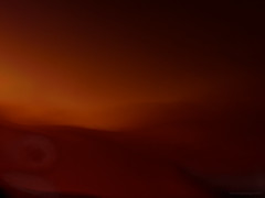 secret places (14) (birdcloud1) Tags: secretplaces icm intentionalcameramovement hills emerging abstractlandscape landscape landscapeimpression impression unfolding secrethills secret amandakeoghphotography amandakeogh birdcloud1 canonsx60hs sx60 feather she red orange warm papatuanuku earth abstract dodgeburn flagstaffdunedin origins