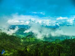 A village in the lap of heaven! (amansaurav0611) Tags: cloudscapes village lap heaven nature beauty natural landscapes