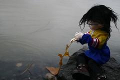 IMG_5138 (Jaenea) Tags: harucasting adori rylad bjd yosd legitbjd river outside rain