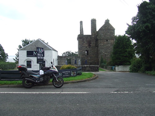 2016 # 071, Carsluith Castle, Dumfries & Galloway 2. (RBR 2000)